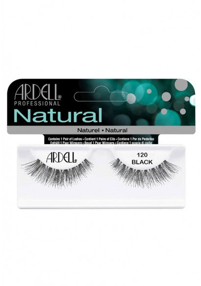 Ardell Natural 120 Demi Black Lashes