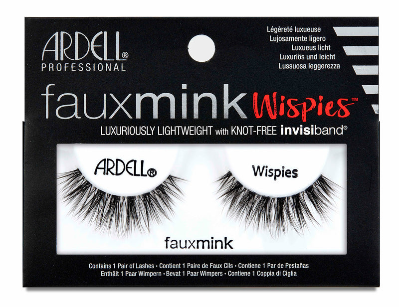 Ardell Faux Mink Wispies Lashes Wispies