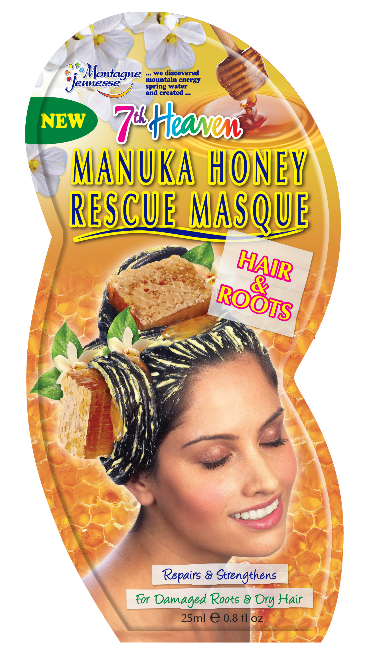 7th Heaven Manuka Honey Rescue Mask 25ml