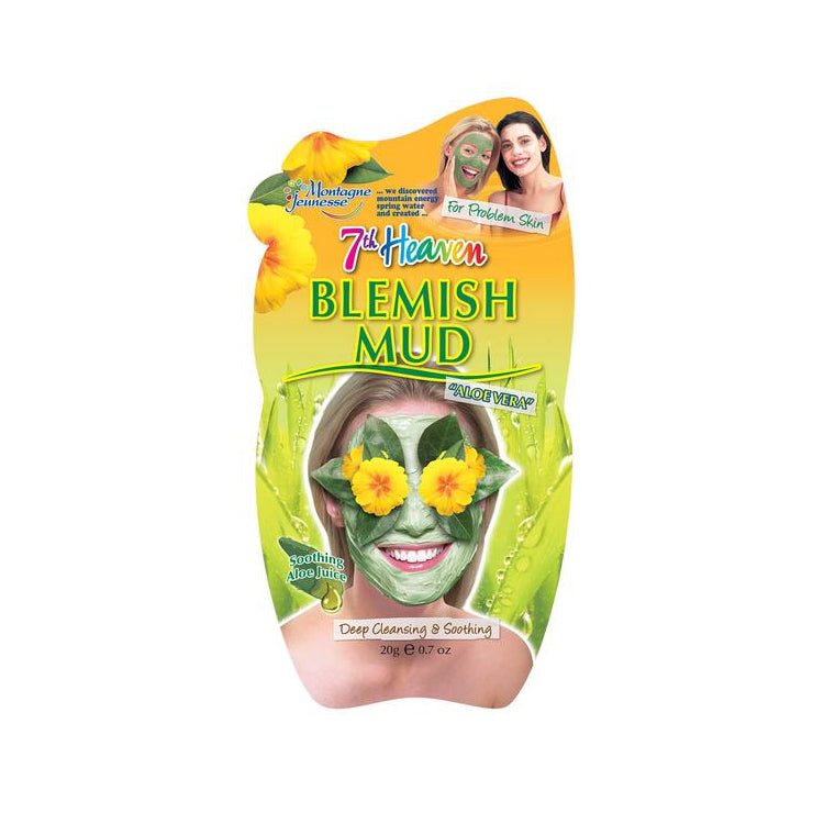 7th Heaven Blemish Mud Face Mask