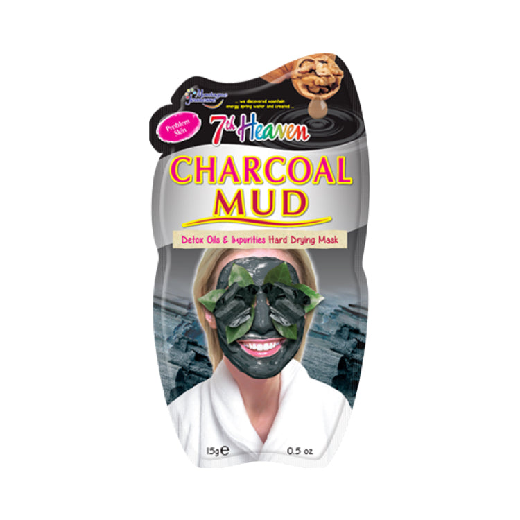 7th Heaven Charcoal Mud Face Mask