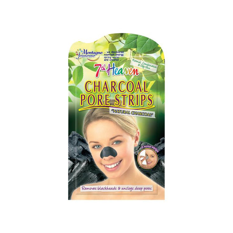 7th Heaven Charcoal Nose Pore Strips