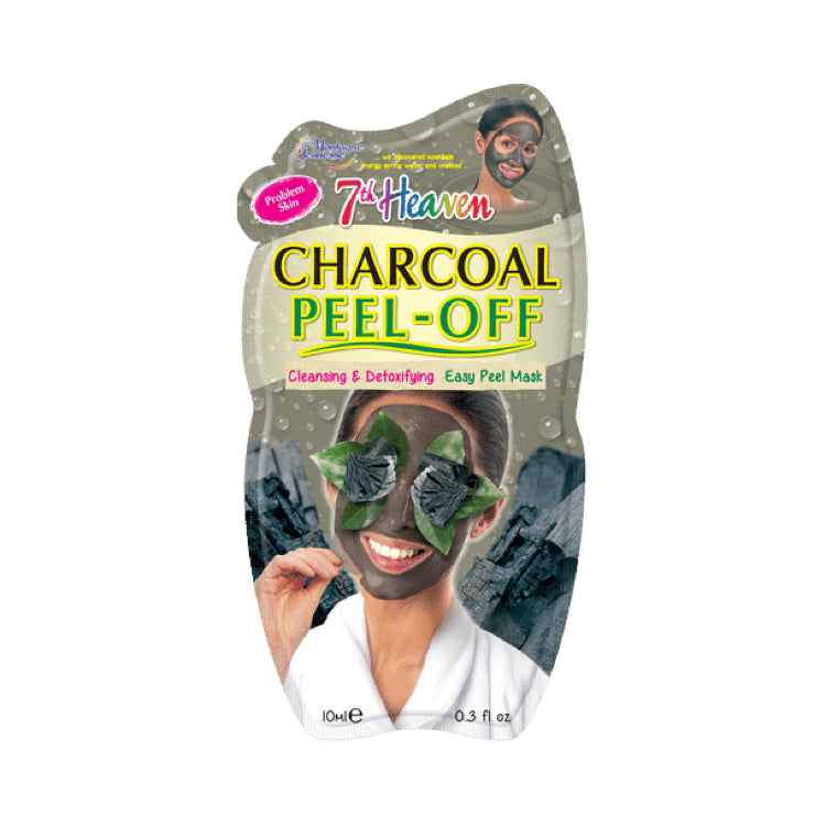 7th Heaven Charcoal Peel Off Face Mask