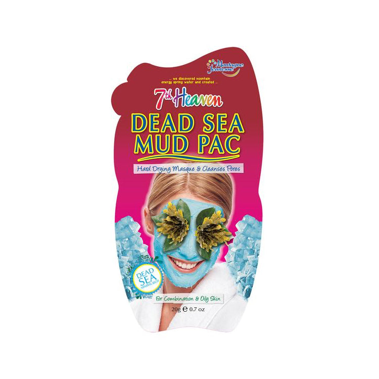 7th Heaven Dead Sea Mud Face Mask