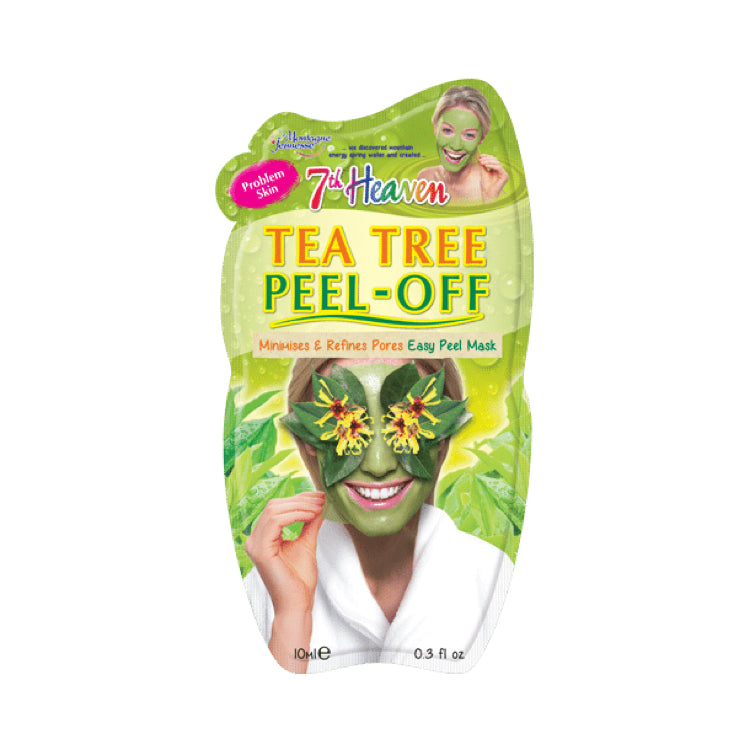 7th Heaven Tea Tree Peel Off Face Mask