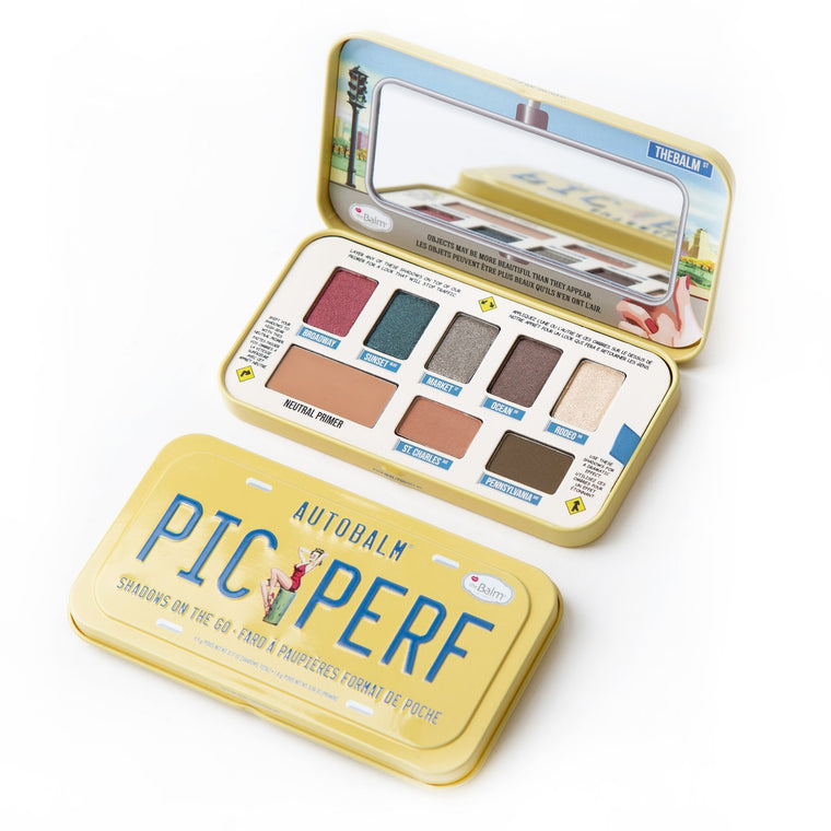 theBalm Cosmetics AUTOBALM® PIC PERF Shadows on the Go