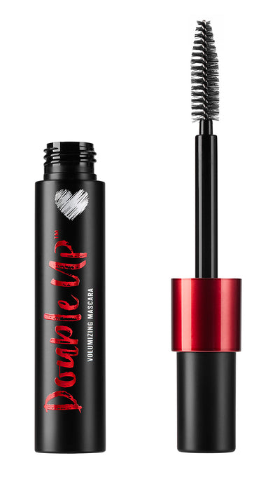 Ardell Beauty Double up Volumizing Mascara, Blackest Black