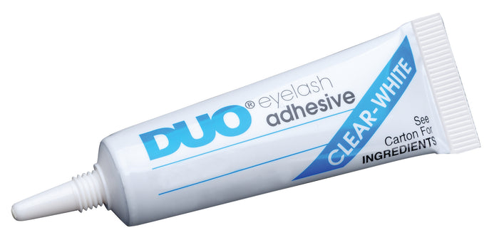 DUO Striplash Adhesive White Clear (14g)