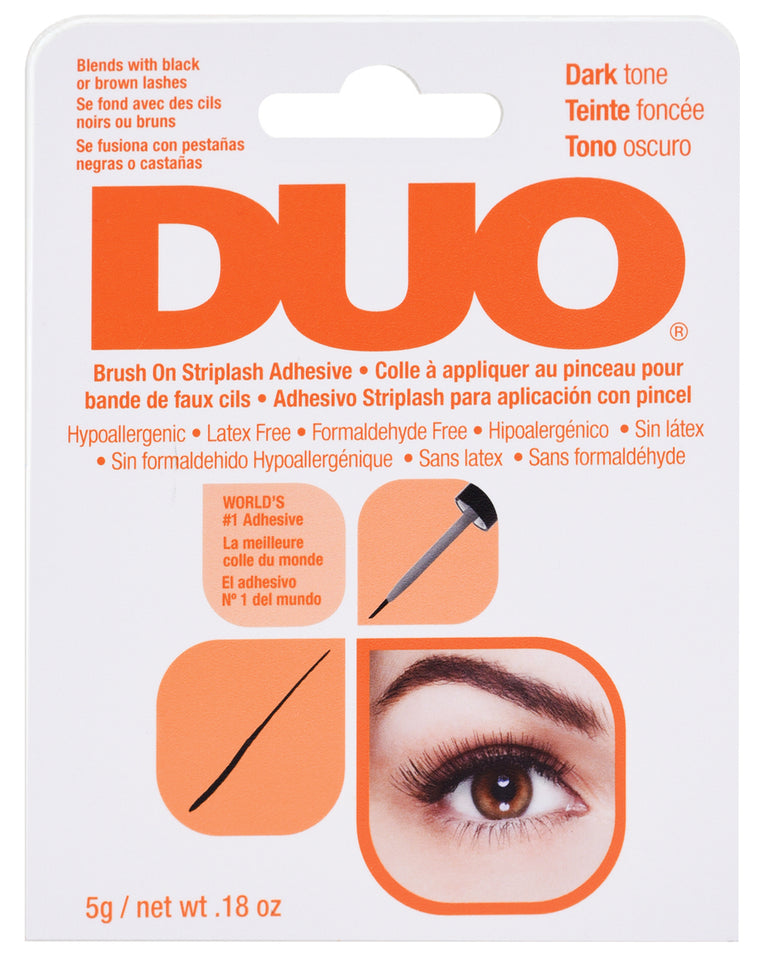 DUO Brush On Adhesive Dark, 5g
