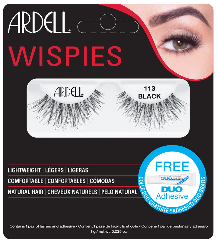 Ardell Wispies 113 Black