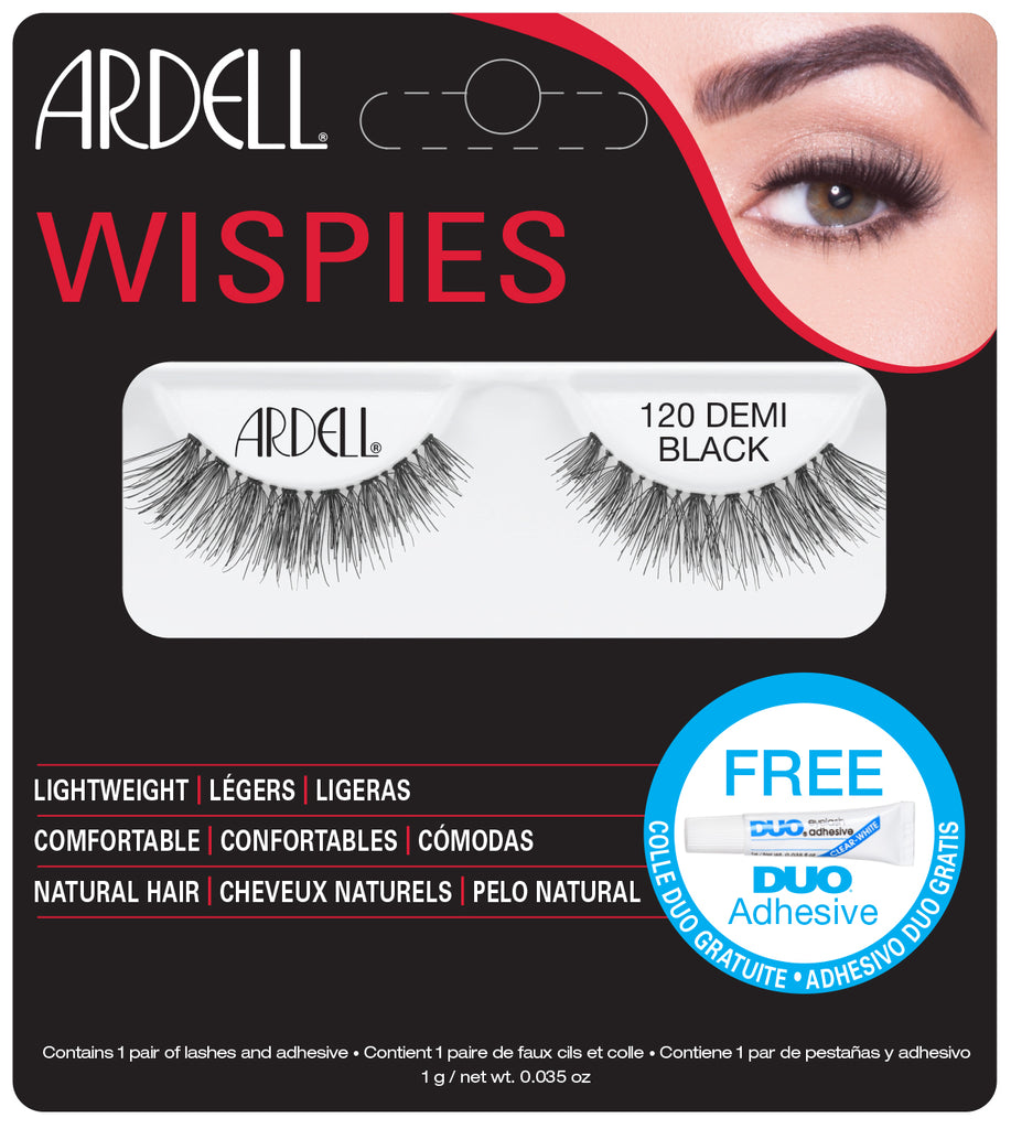 Ardell Lashes 120 Demi Black