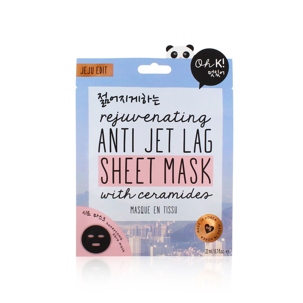 Oh K! Rejuvenating Anti Jet Lag Mask