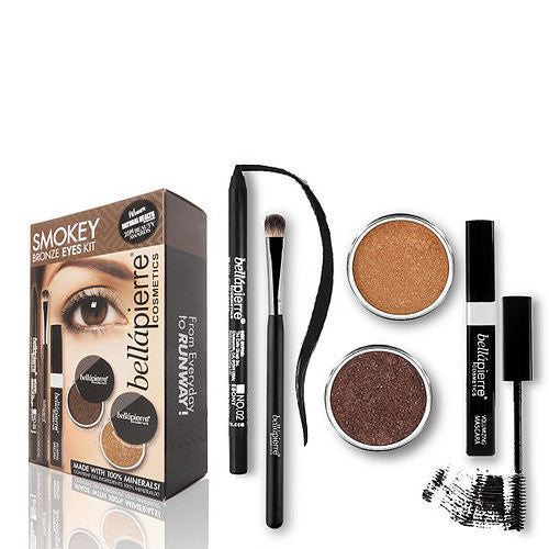 bellapierre Cosmetics Smokey Bronze Eyes Kit