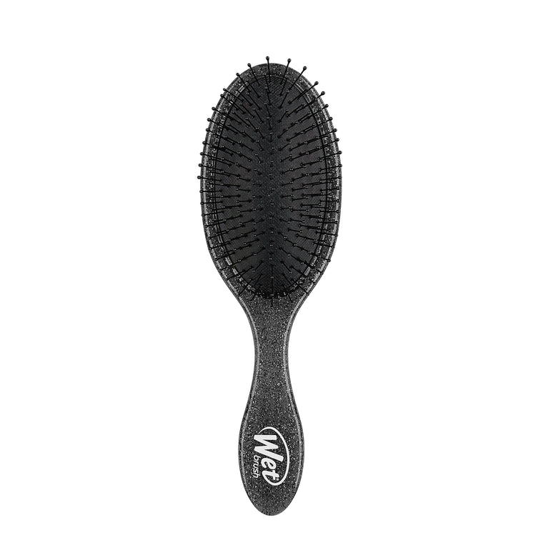 Wet Brush Original Detangler Rock N Roll Black Glitter