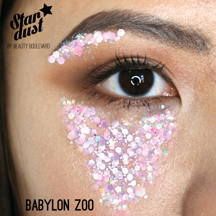 Beauty Boulevard Stardust Festival Body Glitter Kit