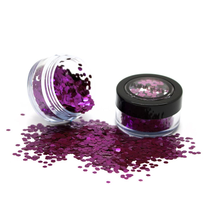 PaintGlow Bio-Degradable Chunky Glitter  3g