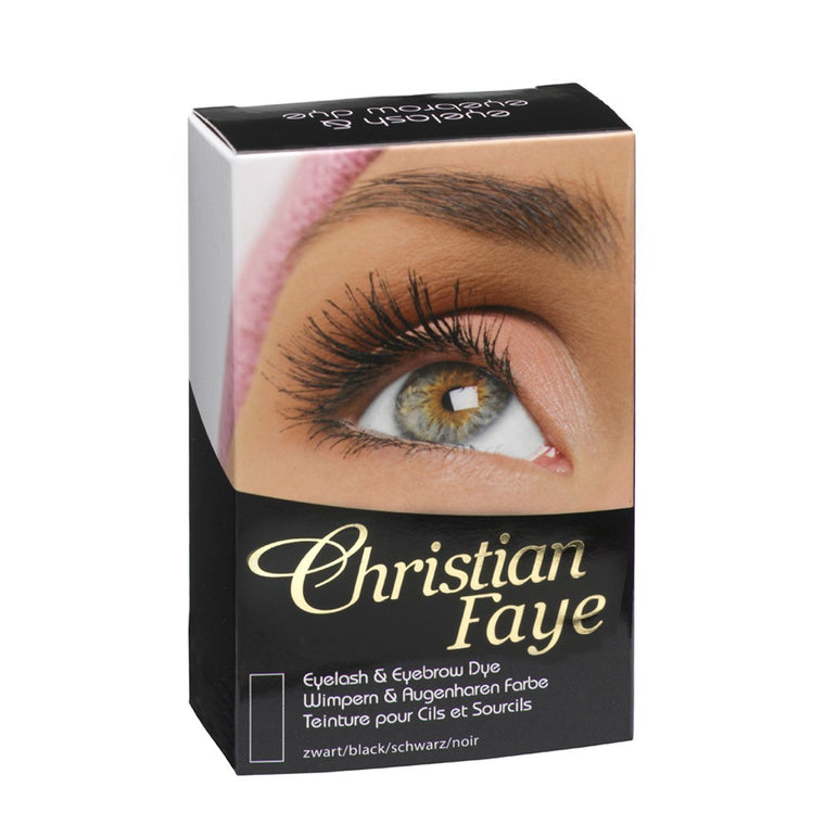 Christian Faye Eyebrow and Eyelash Dye