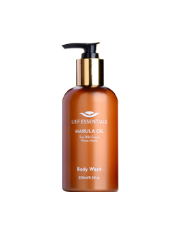 LEIF ESSENTIAL Deep Moisture Marula Oil Body Wash - 250ml