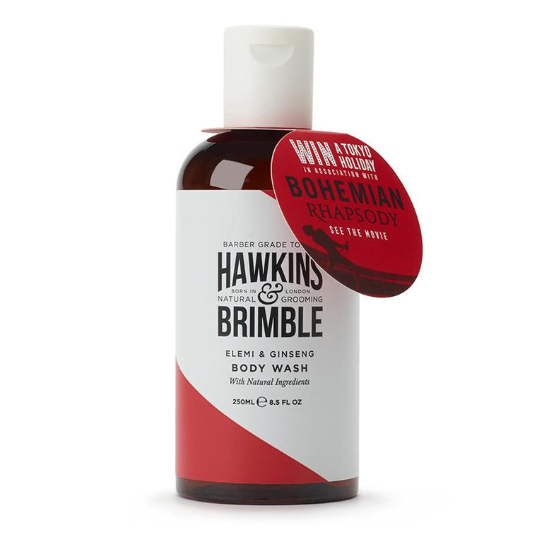 Hawkins and Brimble Body Wash, 250ml