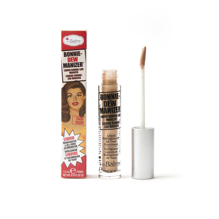 theBalm cosmetics Bonnie-Dew Manizer Liquid Highlighter