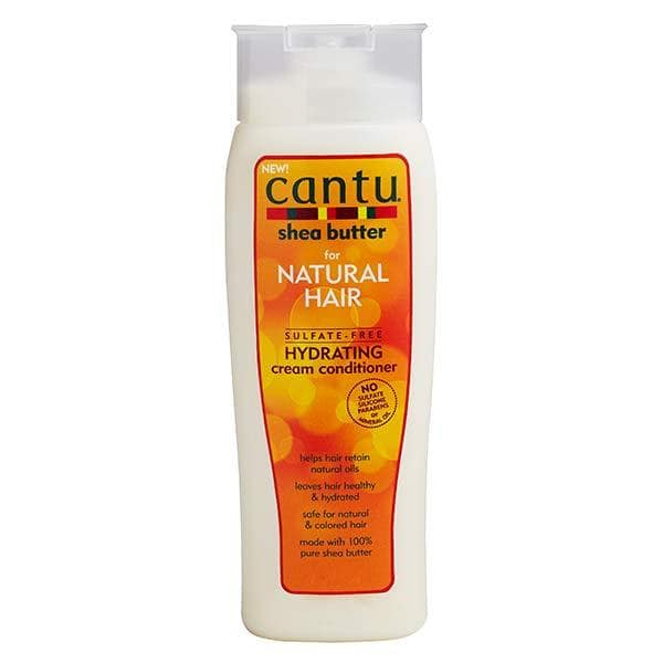 Cantu Natural Hair Sulphate-Free Hydrating Cream Conditioner 400ml