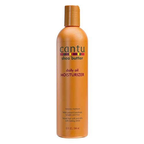 Cantu Shea Butter Daily Oil Moisturizer (For All Type Of Hair) 385ml