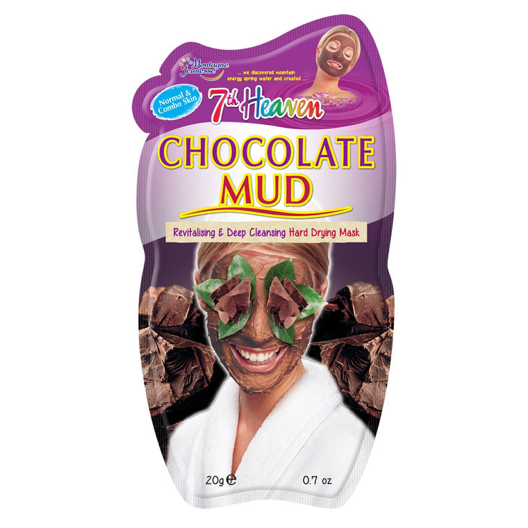 7th Heaven Chocolate Mud Face Mask