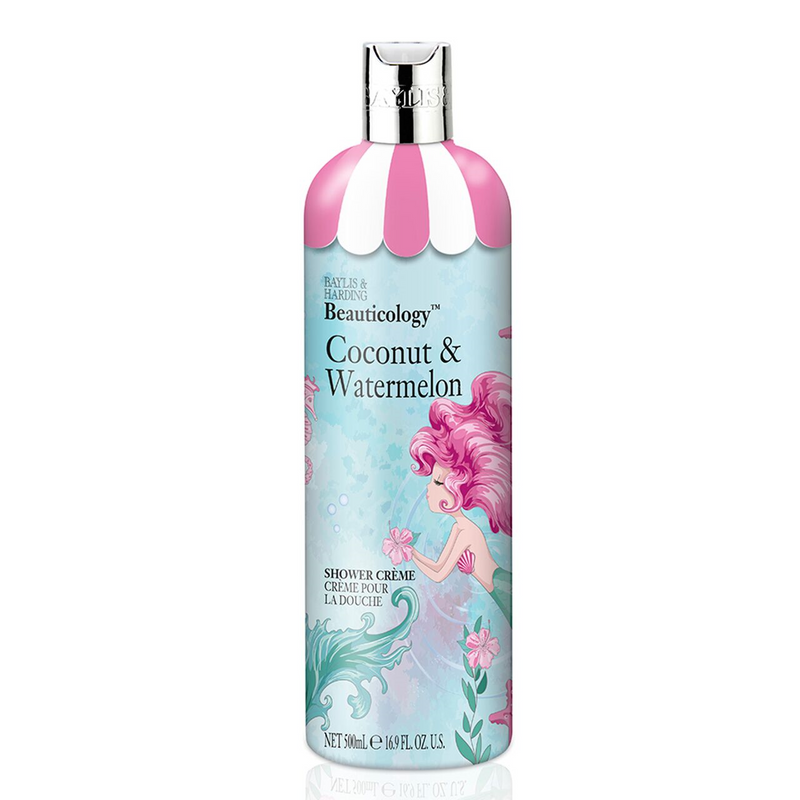 Baylis & Harding Beauticology Mermaid Shower Crème, 500ml