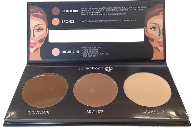 Covershoot Contouring Kit
