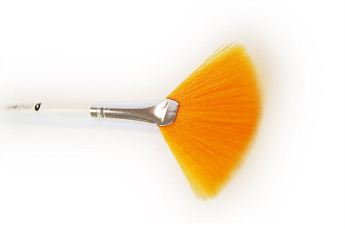 Covershoot Fan Brush