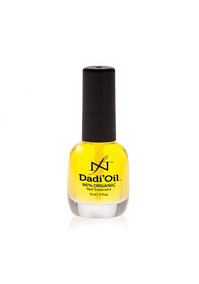 Dadi' Oil 95% Certified Organic Nail and Skin Treatment, 3.75ml