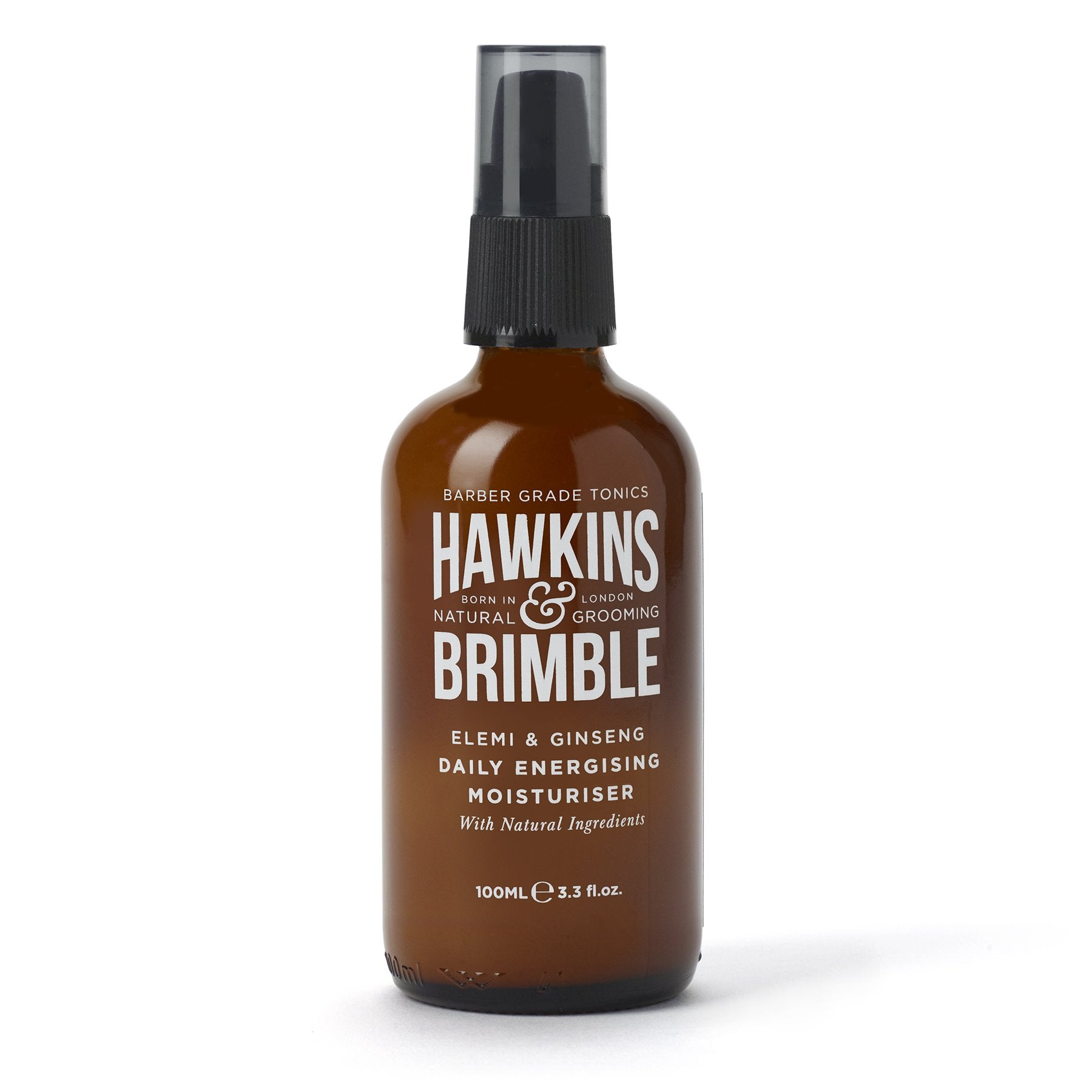 Hawkins and Brimble Daily Energising Moisturiser, 100ml