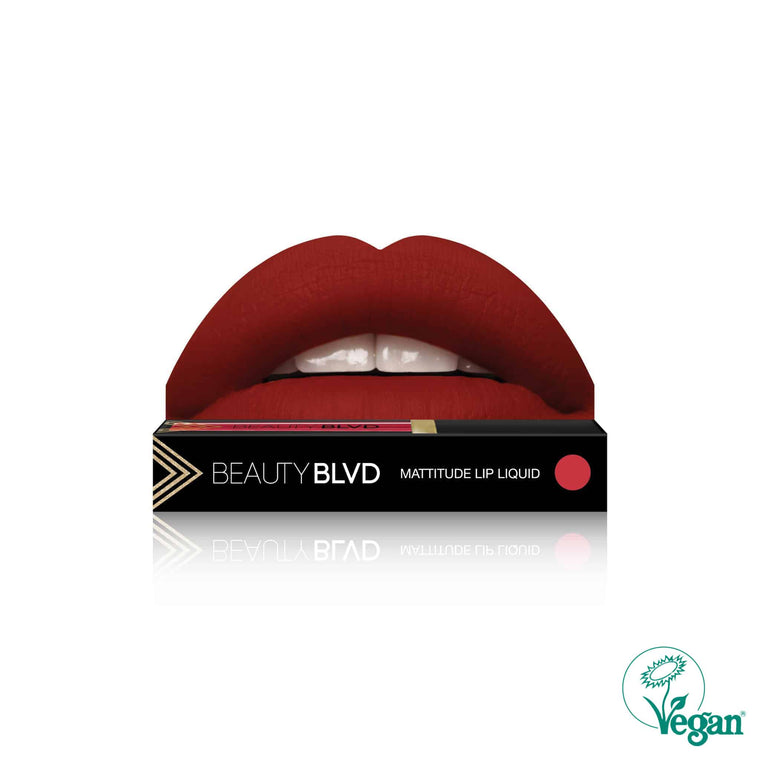 Beauty BLVD Mattitude Lip Liquid – Damn Fine
