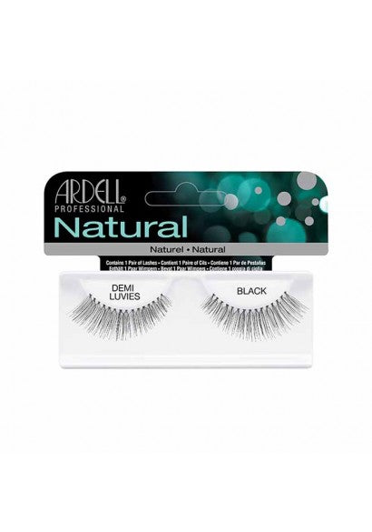 Ardell Natural Demi Luvies Black Lashes