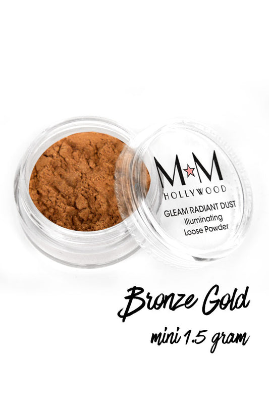 Melanie Mills Hollywood Hollywood Film Festival GLOW Collection - Gleam Radiant Dust Shimmering Loose Powder