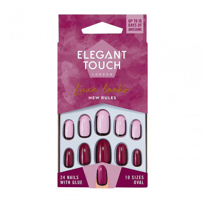 Elegant Touch Luxe Looks New Rules
