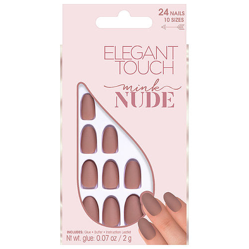 Elegant Touch Nude Collection - Mink