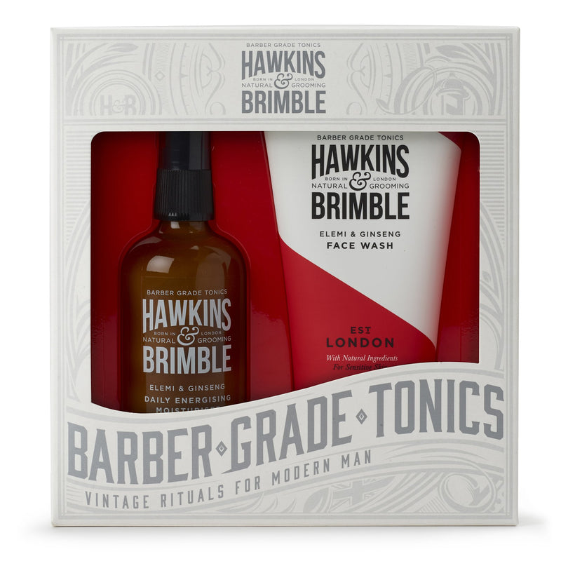 Hawkins and Brimble Facial Gift Set