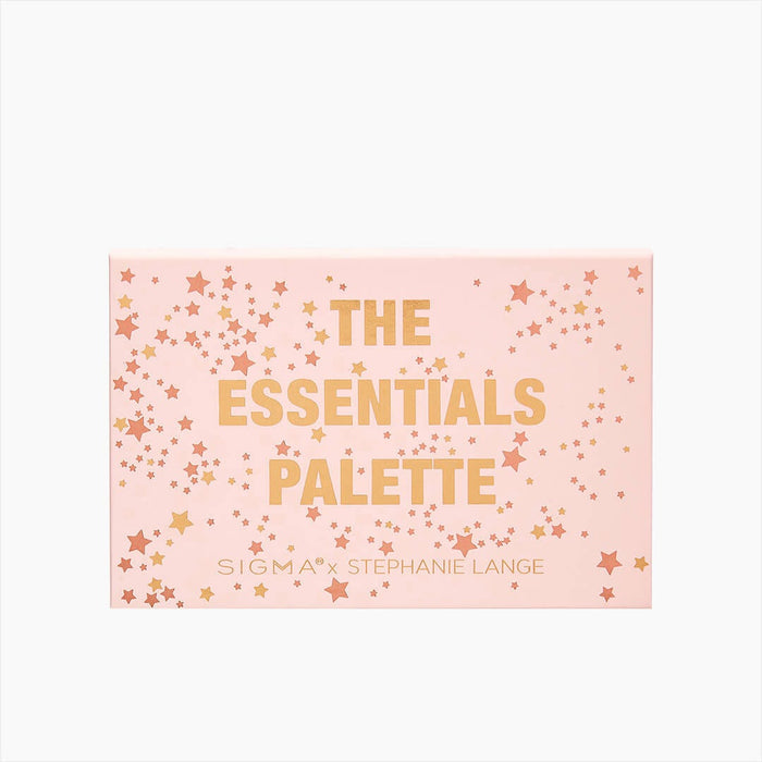 Sigma x Stephanie Lange The Essentials Palette