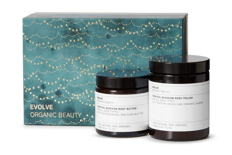 Evolve Organic Beauty Exotic Winter Warmer Duo