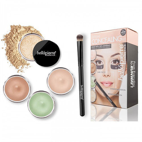 bellapierre Cosmetics Extreme Concealing Kit