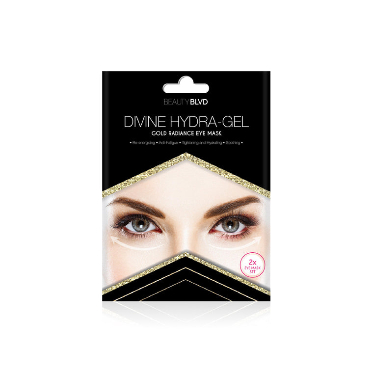 Beauty Boulevard Divine Hydra-Gel Eye Mask