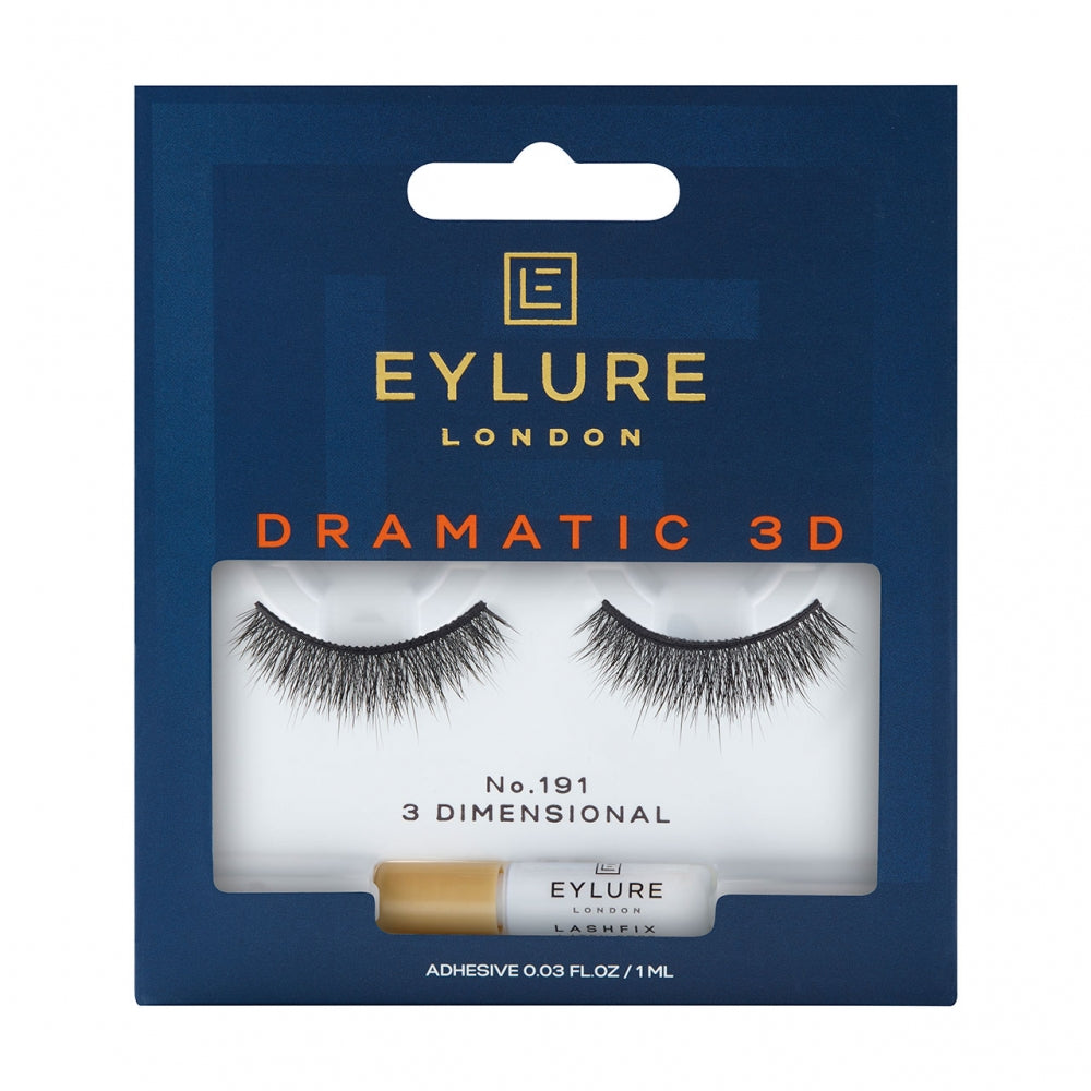 Eylure Dramatic 3D Lashes No 191