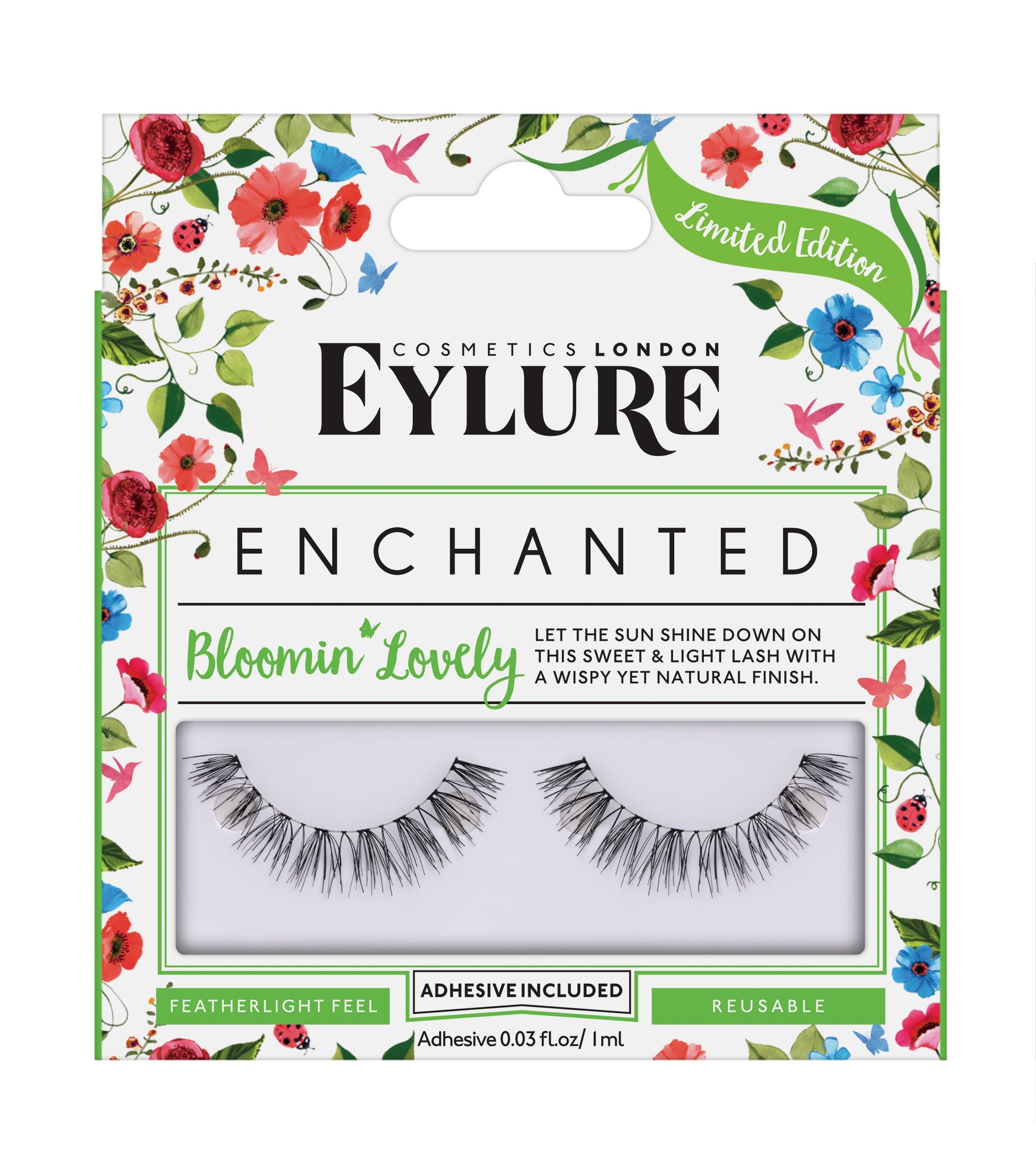 Eylure Enchanted Lashes - Bloomin Lovely