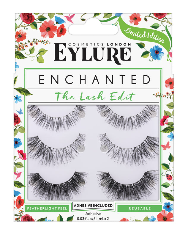 Eylure Enchanted Lashes - The Edit (Enchanted Multipack)