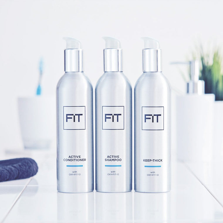 FIT Skincare Triple Hair Pack