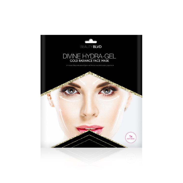 Beauty Boulevard Divine Hydra-Gel Face Mask