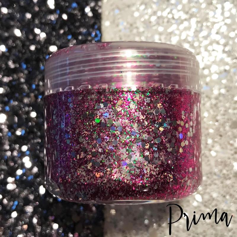 Prima Makeup Holographic Glitter Paste - Chameleon Collection - Fairy Dust