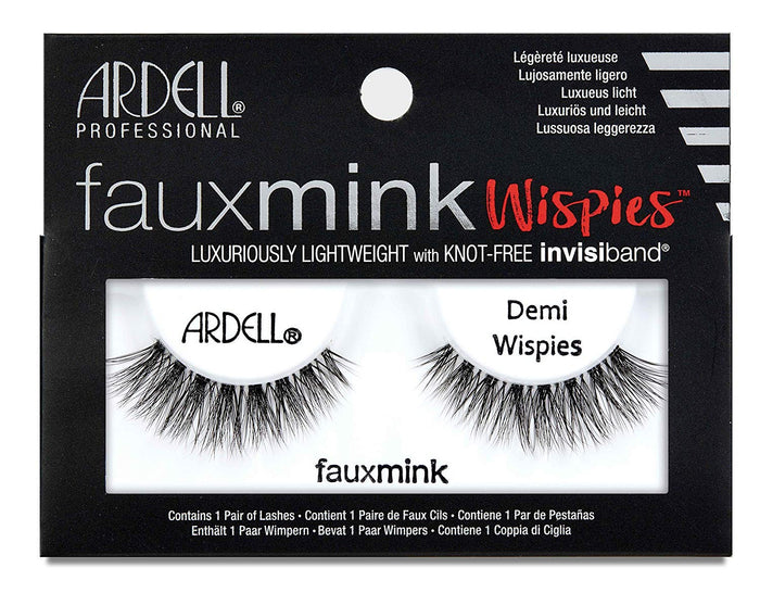 Ardell Lashes Faux Mink Demi Wispies