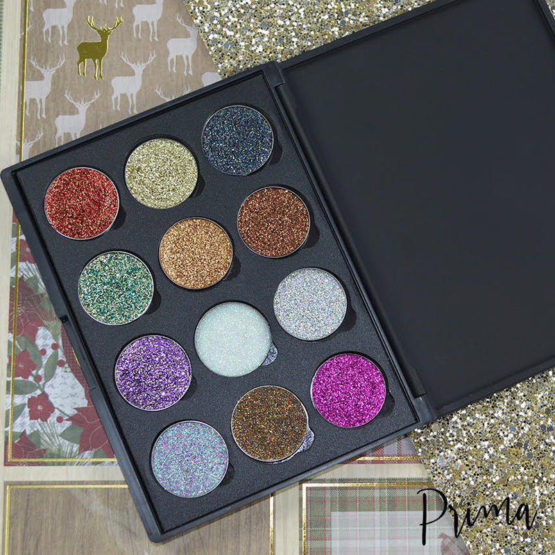 Prima Makeup Festive Hotties Collection With Black Magnetic Palette